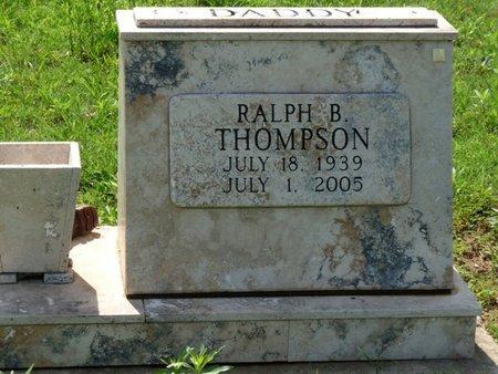 THOMPSON, RALPH BARTLEY - Osage County, Oklahoma | RALPH BARTLEY THOMPSON - Oklahoma Gravestone Photos
