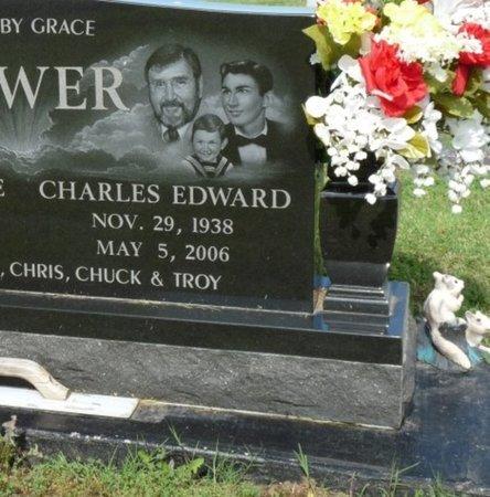 TOWER, CHARLES EDWARD - Osage County, Oklahoma | CHARLES EDWARD TOWER - Oklahoma Gravestone Photos