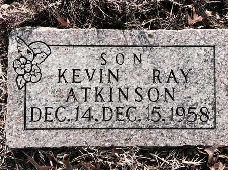 ATKINSON, KEVIN RAY - Ottawa County, Oklahoma   KEVIN RAY ATKINSON - Oklahoma Gravestone Photos