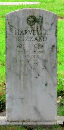 BUZZARD (VETERAN WWI), HARVEY K - Ottawa County, Oklahoma | HARVEY K BUZZARD (VETERAN WWI) - Oklahoma Gravestone Photos