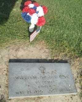 COX, WILLIAM - Ottawa County, Oklahoma   WILLIAM COX - Oklahoma Gravestone Photos