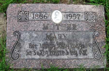 CRAWFISH, MARY - Ottawa County, Oklahoma | MARY CRAWFISH - Oklahoma Gravestone Photos