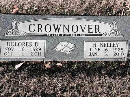CROWNOVER, DELORES DEAN - Ottawa County, Oklahoma | DELORES DEAN CROWNOVER - Oklahoma Gravestone Photos