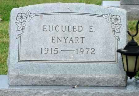 ENYART, EUCULED E - Ottawa County, Oklahoma | EUCULED E ENYART - Oklahoma Gravestone Photos