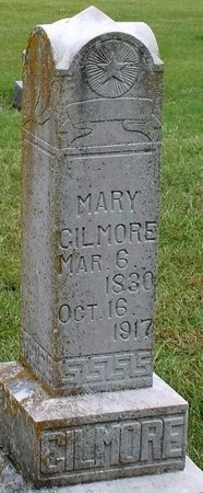 JONES GILMORE, MARY EMMA - Ottawa County, Oklahoma | MARY EMMA JONES GILMORE - Oklahoma Gravestone Photos