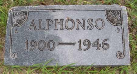 GREENBACK, ALPHONSO - Ottawa County, Oklahoma | ALPHONSO GREENBACK - Oklahoma Gravestone Photos
