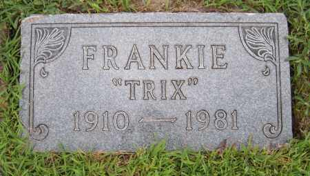 GREENBACK, FRANKIE - Ottawa County, Oklahoma | FRANKIE GREENBACK - Oklahoma Gravestone Photos