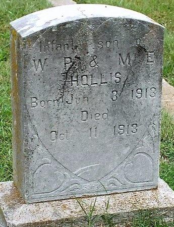 HOLLIS,, INFANT SON - Ottawa County, Oklahoma | INFANT SON HOLLIS, - Oklahoma Gravestone Photos