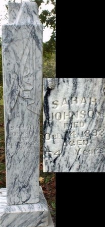 JOHNSON, SARAH E - Ottawa County, Oklahoma | SARAH E JOHNSON - Oklahoma Gravestone Photos