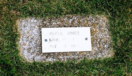 JONES, ORVILLE - Ottawa County, Oklahoma   ORVILLE JONES - Oklahoma Gravestone Photos