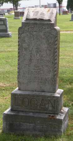 LOGAN, INFANT - Ottawa County, Oklahoma   INFANT LOGAN - Oklahoma Gravestone Photos