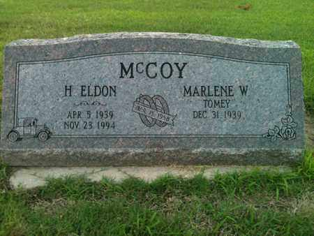 MCCOY, ELDON - Ottawa County, Oklahoma | ELDON MCCOY - Oklahoma Gravestone Photos
