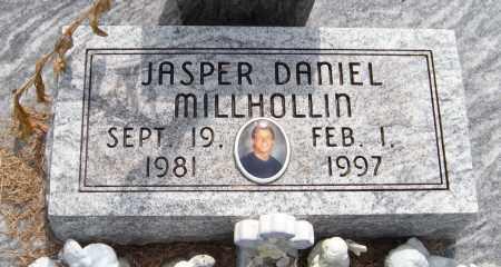 MILLHOLLIN, JASPER DANIEL - Ottawa County, Oklahoma   JASPER DANIEL MILLHOLLIN - Oklahoma Gravestone Photos