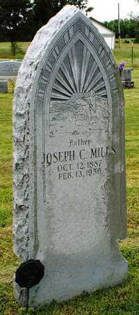 MILLS, JOSEPH C - Ottawa County, Oklahoma | JOSEPH C MILLS - Oklahoma Gravestone Photos