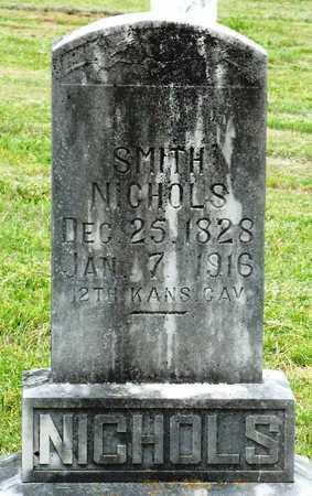 NICHOLS (VETERAN UNION), SMITH - Ottawa County, Oklahoma | SMITH NICHOLS (VETERAN UNION) - Oklahoma Gravestone Photos