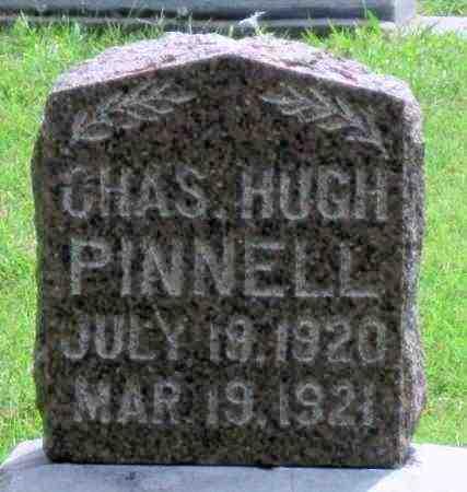 PINNELL, CHARLES HUGH - Ottawa County, Oklahoma | CHARLES HUGH PINNELL - Oklahoma Gravestone Photos