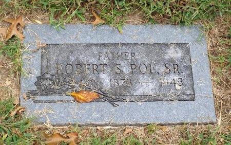POE, ROBERT STEVENSON SR - Ottawa County, Oklahoma | ROBERT STEVENSON SR POE - Oklahoma Gravestone Photos