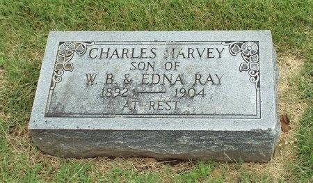 RAY, CHARLES HARVEY - Ottawa County, Oklahoma | CHARLES HARVEY RAY - Oklahoma Gravestone Photos