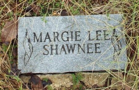 SHAWNEE, MARGIE LEE - Ottawa County, Oklahoma   MARGIE LEE SHAWNEE - Oklahoma Gravestone Photos