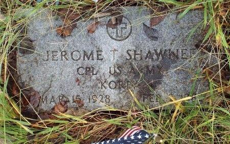 SHAWNEE (VETERAN KOR), JEROME T - Ottawa County, Oklahoma   JEROME T SHAWNEE (VETERAN KOR) - Oklahoma Gravestone Photos