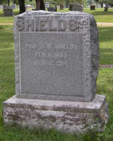 SHIELDS, J W - Ottawa County, Oklahoma   J W SHIELDS - Oklahoma Gravestone Photos