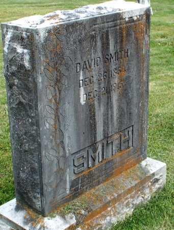 SMITH, DAVID - Ottawa County, Oklahoma | DAVID SMITH - Oklahoma Gravestone Photos
