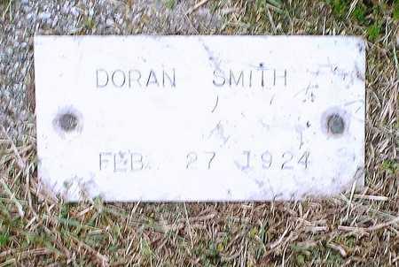 SMITH, DORAN - Ottawa County, Oklahoma   DORAN SMITH - Oklahoma Gravestone Photos