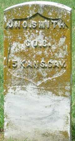 SMITH (VETERAN UNION), JOHN S - Ottawa County, Oklahoma   JOHN S SMITH (VETERAN UNION) - Oklahoma Gravestone Photos