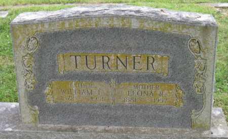 TURNER, LEONA R - Ottawa County, Oklahoma | LEONA R TURNER - Oklahoma Gravestone Photos