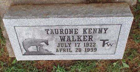 WALKER, TAURONE KENNY - Ottawa County, Oklahoma   TAURONE KENNY WALKER - Oklahoma Gravestone Photos
