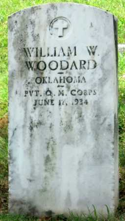 WOODARD (VETERAN), WILLIAM W - Ottawa County, Oklahoma | WILLIAM W WOODARD (VETERAN) - Oklahoma Gravestone Photos