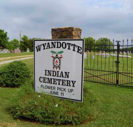 *SIGN,  - Ottawa County, Oklahoma    *SIGN - Oklahoma Gravestone Photos