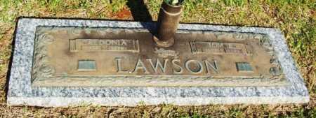LAWSON, TOM E - Pittsburg County, Oklahoma | TOM E LAWSON - Oklahoma Gravestone Photos