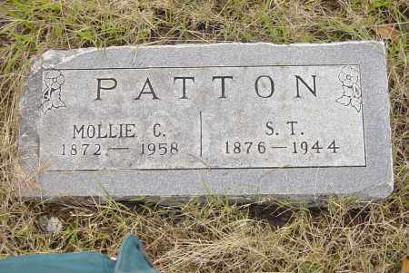 PATTON, SHELBY THEODORE - Pittsburg County, Oklahoma | SHELBY THEODORE PATTON - Oklahoma Gravestone Photos