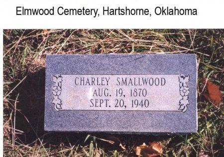 SMALLWOOD, CHARLEY - Pittsburg County, Oklahoma | CHARLEY SMALLWOOD - Oklahoma Gravestone Photos