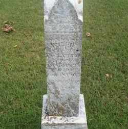 ASHTON, WILLIE - Pontotoc County, Oklahoma | WILLIE ASHTON - Oklahoma Gravestone Photos
