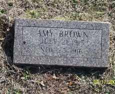 BROWN, AMY - Pontotoc County, Oklahoma | AMY BROWN - Oklahoma Gravestone Photos