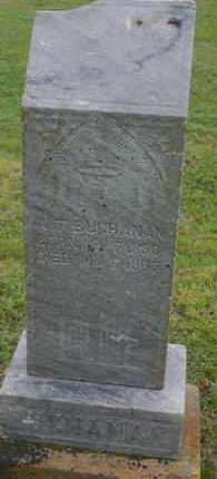 BUCHANAN, A.T. - Pontotoc County, Oklahoma   A.T. BUCHANAN - Oklahoma Gravestone Photos