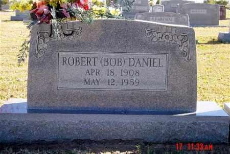 DANIEL, ROBERT (BOB) - Pontotoc County, Oklahoma | ROBERT (BOB) DANIEL - Oklahoma Gravestone Photos