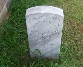DERRICK, WILLIAM S. - Pontotoc County, Oklahoma | WILLIAM S. DERRICK - Oklahoma Gravestone Photos