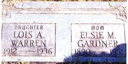 WARREN, LOIS - Pontotoc County, Oklahoma   LOIS WARREN - Oklahoma Gravestone Photos