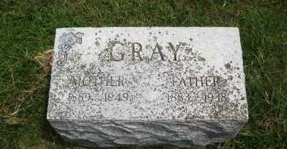 GRAY, MOTHER - Pontotoc County, Oklahoma | MOTHER GRAY - Oklahoma Gravestone Photos