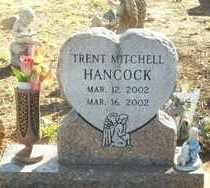 HANCOCK, TRENT MITCHELL - Pontotoc County, Oklahoma   TRENT MITCHELL HANCOCK - Oklahoma Gravestone Photos