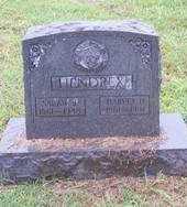 HENDRIX, HARVEY H. - Pontotoc County, Oklahoma | HARVEY H. HENDRIX - Oklahoma Gravestone Photos