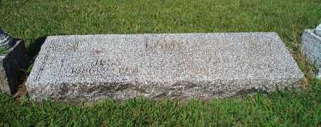 ROBBINS LAMB, CORA BELLE - Pontotoc County, Oklahoma | CORA BELLE ROBBINS LAMB - Oklahoma Gravestone Photos