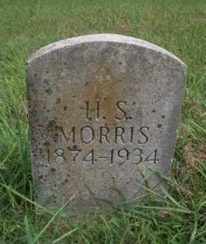 MORRIS, H.S. - Pontotoc County, Oklahoma | H.S. MORRIS - Oklahoma Gravestone Photos