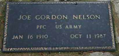NELSON, JOE G.   US ARMY - Pontotoc County, Oklahoma | JOE G.   US ARMY NELSON - Oklahoma Gravestone Photos