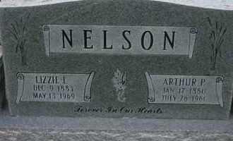 NELSON, ARTHUR P. - Pontotoc County, Oklahoma | ARTHUR P. NELSON - Oklahoma Gravestone Photos