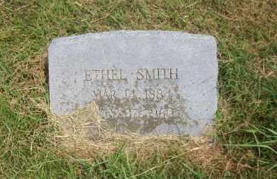 SMITH, ETHEL - Pontotoc County, Oklahoma | ETHEL SMITH - Oklahoma Gravestone Photos