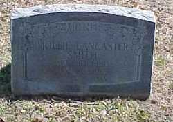 LANCASTER SMITH, MOLLIE - Pontotoc County, Oklahoma | MOLLIE LANCASTER SMITH - Oklahoma Gravestone Photos
